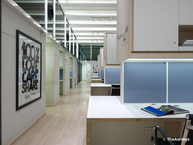 famous office interior designers in mumbai