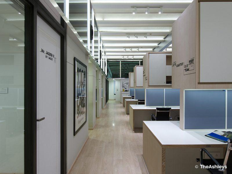 best office interiors in india