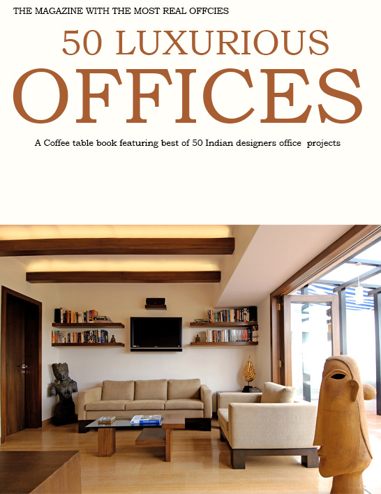 50 Luxury Offices, White Feather Films Office